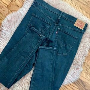 Levi's Mike High Super Skinny Jeans Size 33
